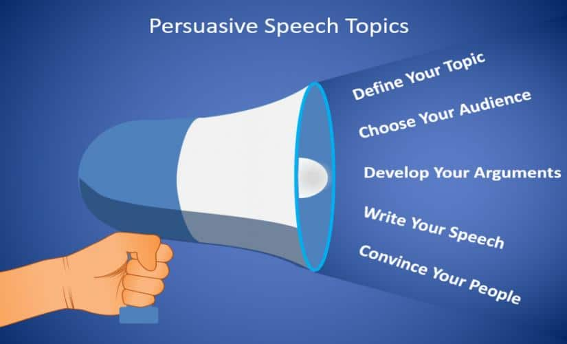 List of Topic to give Persuasive Speeches on in 2021! - Fastest Assignment Helper In USA | Expert Academic Assistance USA