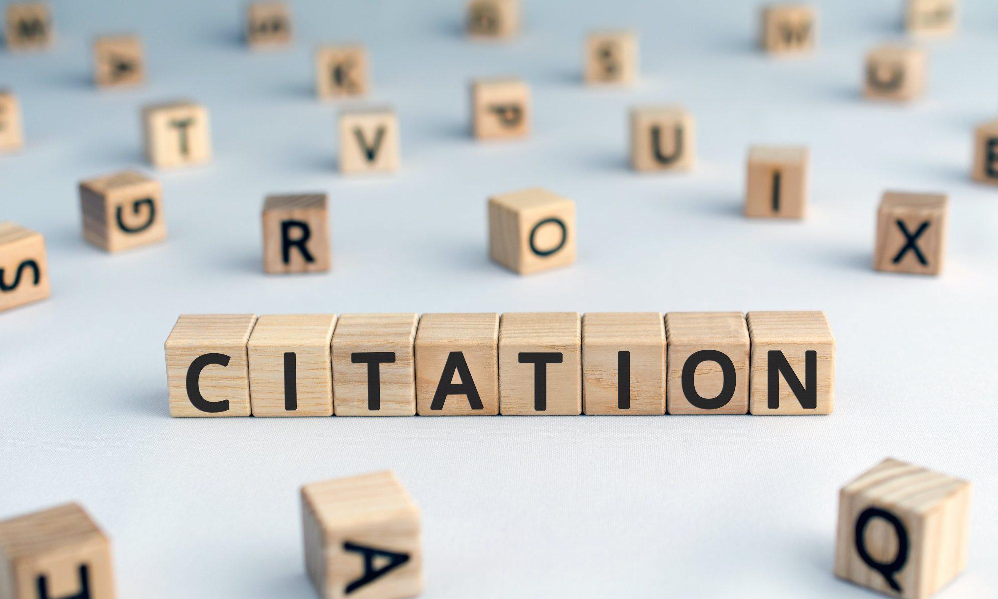 Citation Generator